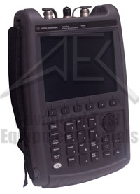 Rent N9923A FieldFox Vector Network Analyzer 2 MHz - 6 GHz