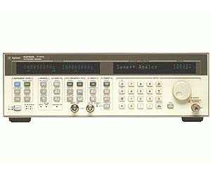 Agilent-HP 8625A Synthesized RF Sweeper