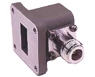 Keysight H281A Waveguide Coaxial Adapter