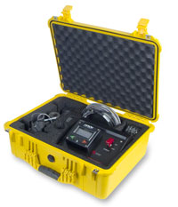 Akron 9301 Portable Flow Meter