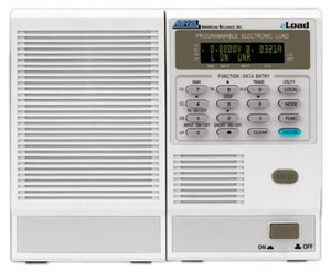 Amrel PEL600-600-60 Programmable Electronic Load 600 V, 60 A, 600 W