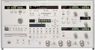 Rent Anritsu MP1763B 12.5 GHz Pulse Pattern Generator