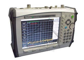Anritsu MS2034A Handheld VNA & Spectrum Analyzer