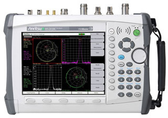 Rent Anritsu MS2038C VNA Master & Spectrum Analyzer, 5 kHz to 20 GHz