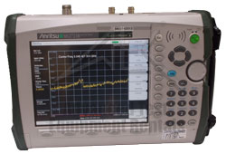 Rent Anritsu MS2721B Spectrum Master - 9 kHz to 7.1 GHz Spectrum Analyzer