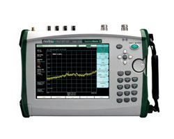 Anritsu Spectrum Master MS2720T Handheld Spectrum Analyzer