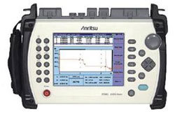 Anritsu MT9083C OTDR for Mulimode and Single Mode Fiber