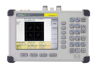 Anritsu S412D LMR Master - Land Mobile Radio Modulation Analyzer