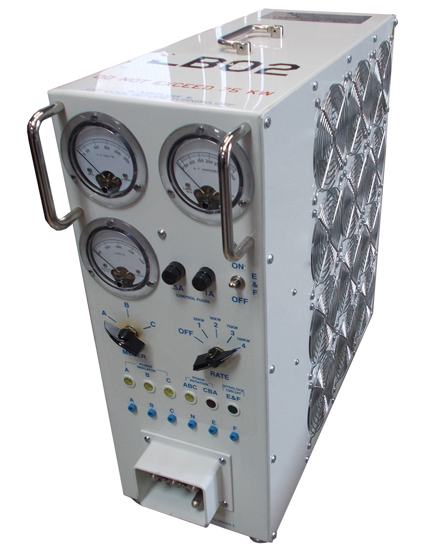 Rent Aviation ACLB-100 400 Hz AC Load Bank