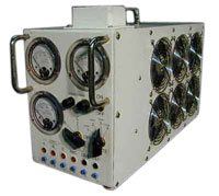Rent Aviation ACLB-72 100kW, 3 Phase, 200 Volt, 400 Hz AC Load Bank