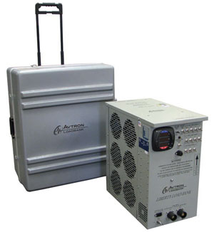 ASCO LPH Ultra-Compact, Portable Liberty Load Bank 25 kW - 75 kW