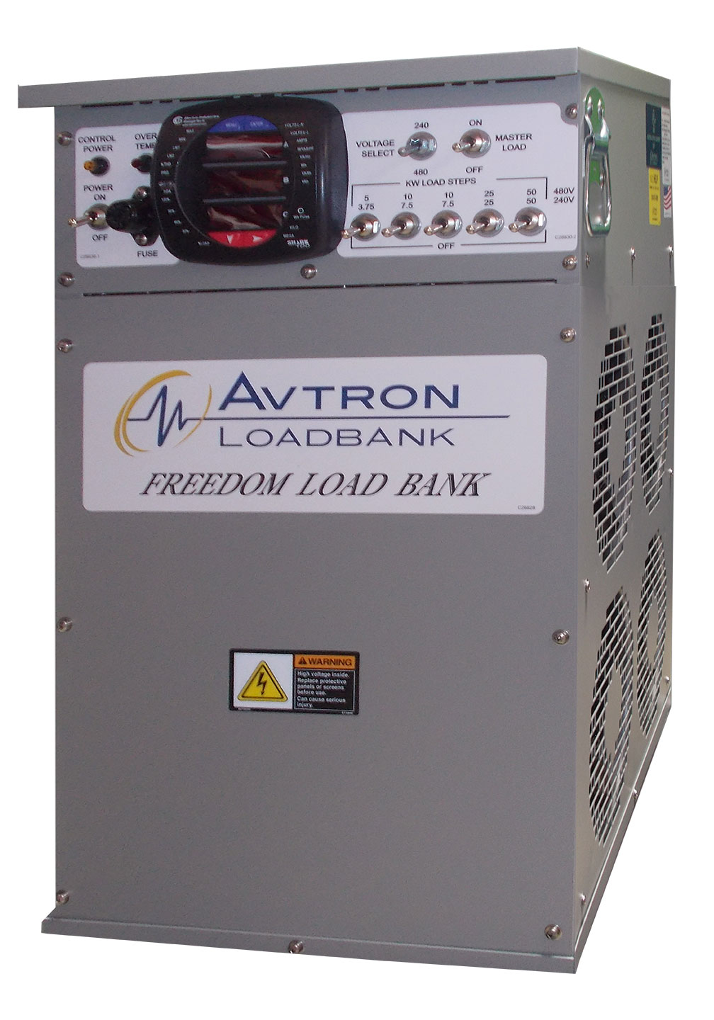 ASCO LPH-100 Compact, Portable AC Load Bank 100 KW