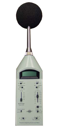 Rent Bruel & Kjaer 2230 Precision Integrating Sound Level Meter