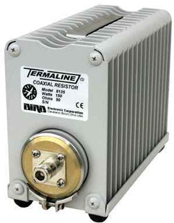 Rent, lease, or rent to own Bird 8135 Termaline Coaxial Load Resistor 4000 MHz, 150 W