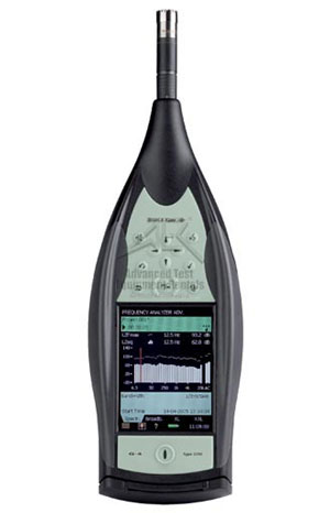 Rent Bruel & Kjaer 2250 Class 1 / Type 1 Sound Level Meter