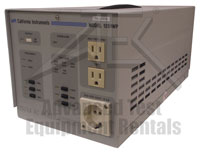 Rent CA Instruments 1251WP AC Power Supply 1250 VA