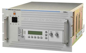 CA Instruments 6000LS AC Power Source, 6000 VA