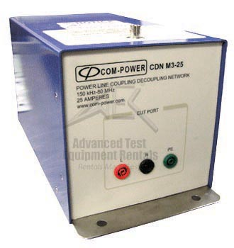 Com-Power CDN-M325 Coupling/Decoupling Network (CDN)