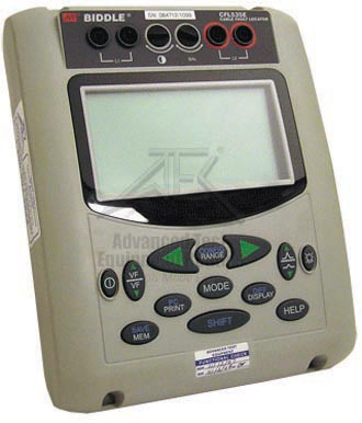 AVO/Biddle TDR2000/CFL535E Time Domain Reflectometer