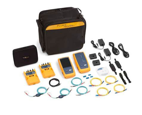 Fluke CertiFiber Pro 2 Optical Loss Test Set