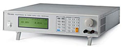 Chroma 62012P-600-8 Programmable DC Power Supply 600 V, 8 A, 1.2 kW