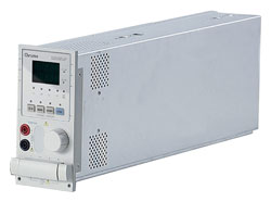 Rent, lease, or rent to own Chroma 63105A DC Electronic Load Module 500 Volts, 10 Amps, 300 Watts