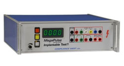 Rent Compliance West MegaPulse Implantable Test 1 Surge Tester