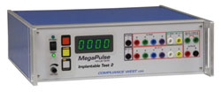 Rent Compliance West MegaPulse Implantable Test 2 Surge Tester