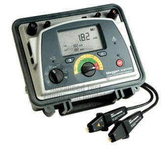 Megger DLRO10HD 10 Amp Digital Low Resistance Ohmmeter