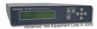 Tektronix DS1001 Series Television Demodulators