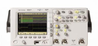 Rent DSO6054A 4 Ch, 500 MHz, 4 GSa/s Oscilloscope