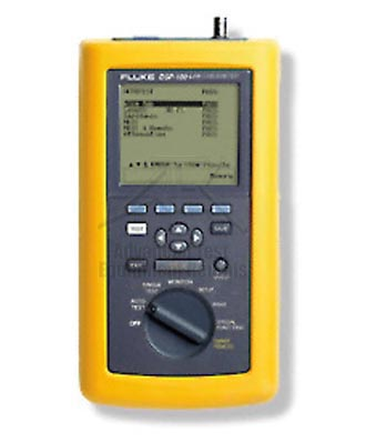 Fluke DSP 100 LAN Digital Cable Meter