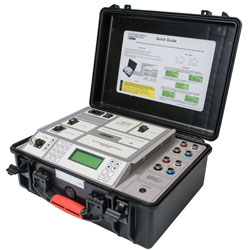Rent DV Power TWA Series Three-Phase Winding Ohmmeters, Tap Changer & Winding Analyzers