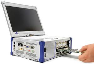 Dewetron DEWE2-A4 Modular Data Acquisition System