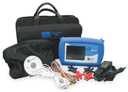 Dranetz DBPX108 PowerXplorer PX5 Power Quality Analyzer