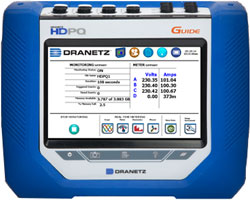 Dranetz HDPQ Guide Power Quality Analyzer