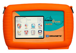 Dranetz PowerGuide 4400 Power Quality Analyzer 3 Phase