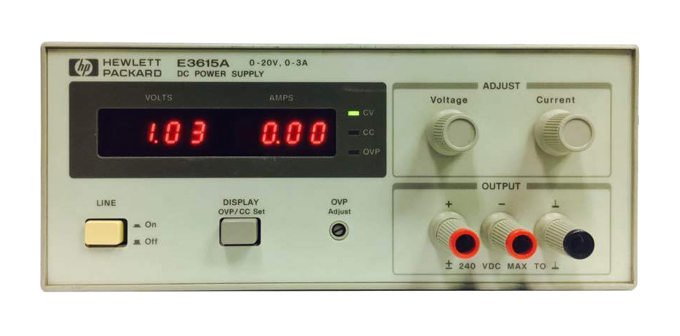 Keysight E3615A Power Supply 60 Watt