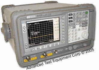 Rent HP Agilent E4405B 9 kHz - 13.2 GHz Spectrum Analyzer