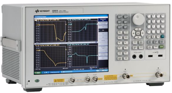 Rent E5061B-3L5 (LF-RF ENA) Network Analyzer, 5 Hz - 3 GHz