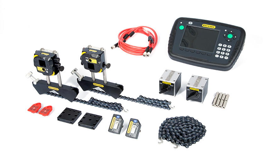 Easy-Laser E710 Laser Shaft Alignment System