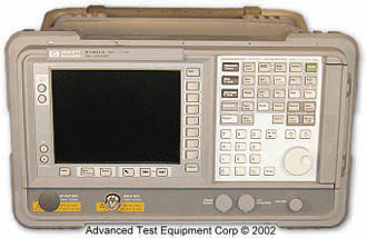 Keysight E7401A Portable EMC Analyzer, 9 kHz - 1.5 GHz