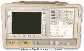 Rent Agilent E7403A Portable EMC Analyzer, 9 kHz to 6.7 GHz