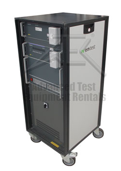 Rent EM Test IEC Standards Test System with Harmonics & Flicker