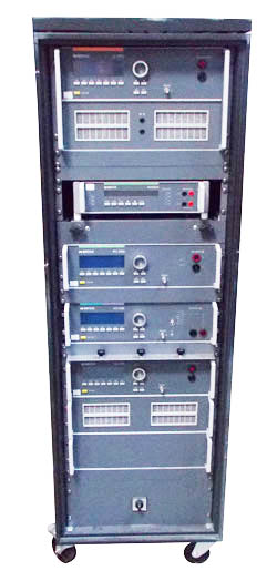 EM Test ISO Automotive Rack