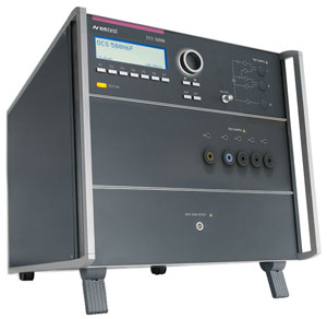 Rent EM Test OCS 500N6F Damped Oscillatory Wave and Ringwave Simulator