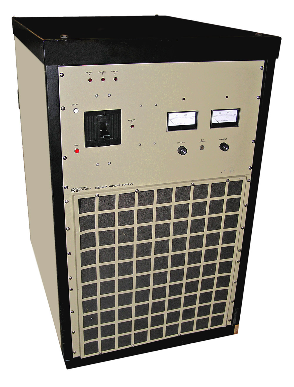 EMI / TDK-Lambda EMHP 30-3000 90 kW DC Power Supply 30V, 3000A