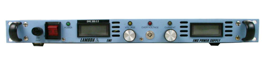 Rent, buy, or lease the EMI/TDK-Lambda EMS300-3.5-1-D DC Power Supply, 600 Watts