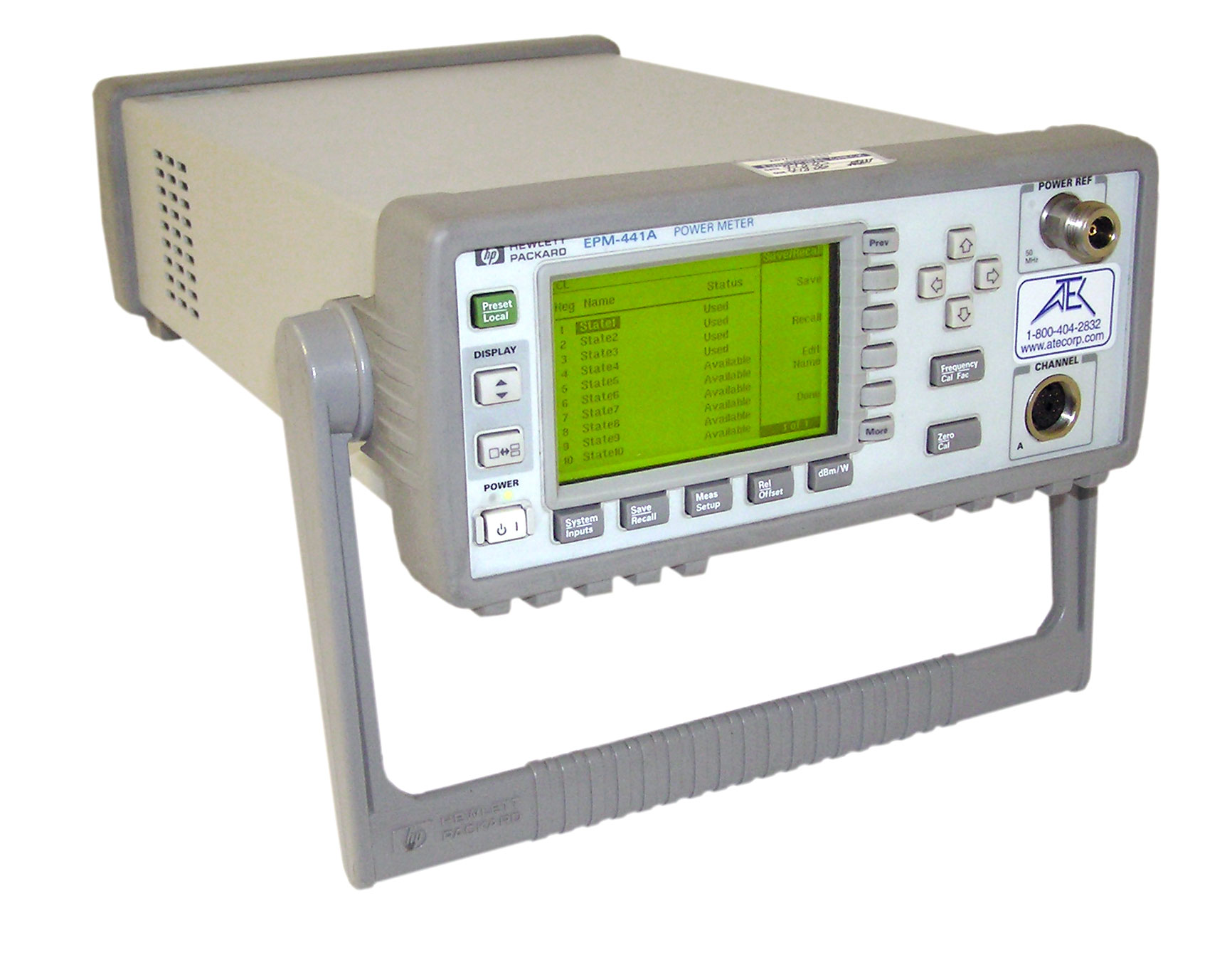 Keysight EPM-441A Single- Channel Power Meter