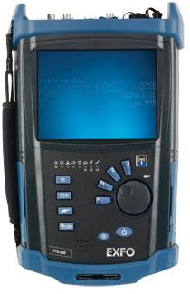 Exfo ftb-200 otdr other types of equipment.